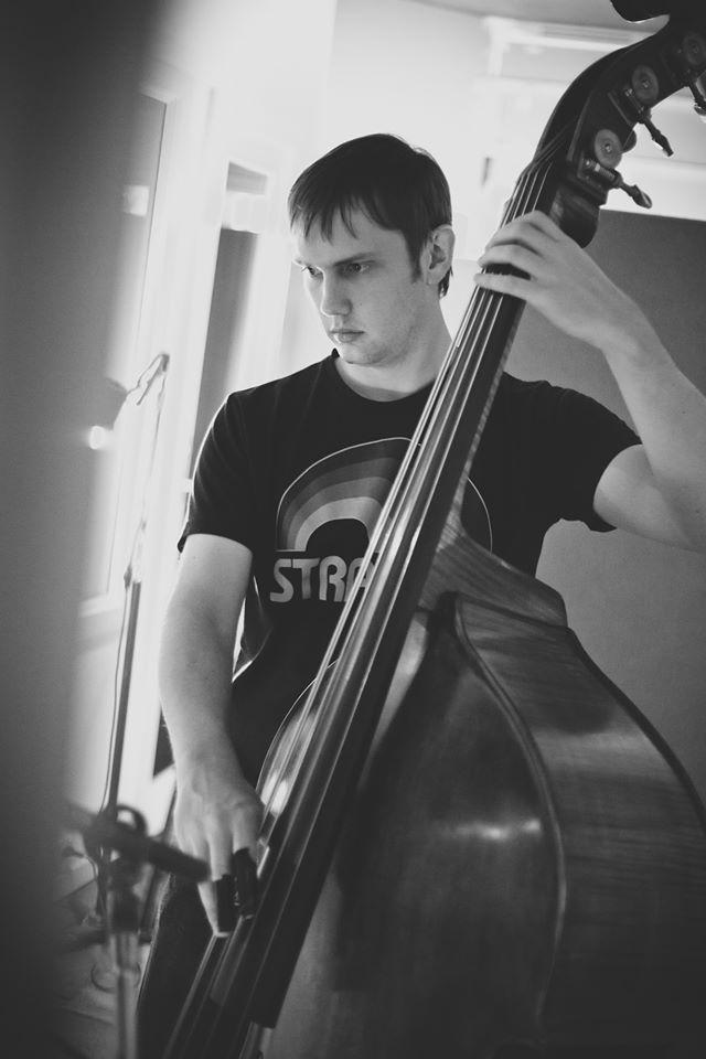 Darren Martin Jazz Album Recording